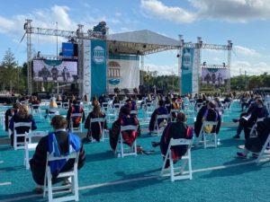 Read more about the article COASTAL CAROLINA UNIVERSITY 2021 GRADUATION CEREMONY